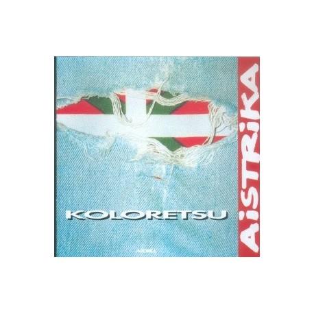 Aistrika - Koloretsu - CD