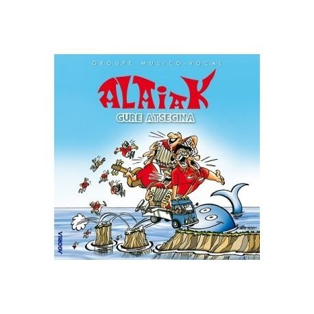 Alaiak - Gure Atsegina - CD