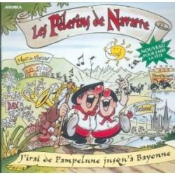 Les Pèlerins de Navarre - J'irai de Pampelune jusqu'à Bayonne - CD