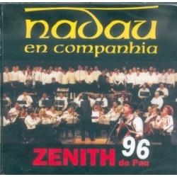 Nadau - En Companhia - CD