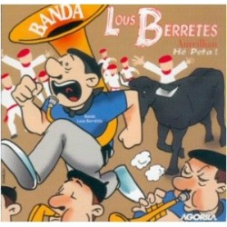Lous Berretes - Hé Peta ! - CD
