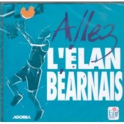 Lous Gaouyous & Michel Etcheverry - Allez l'Elan Béarnais - CD