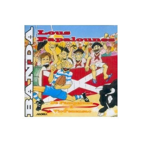 Lous Papalounes - De Pampelune à Vic-Fezensac - CD