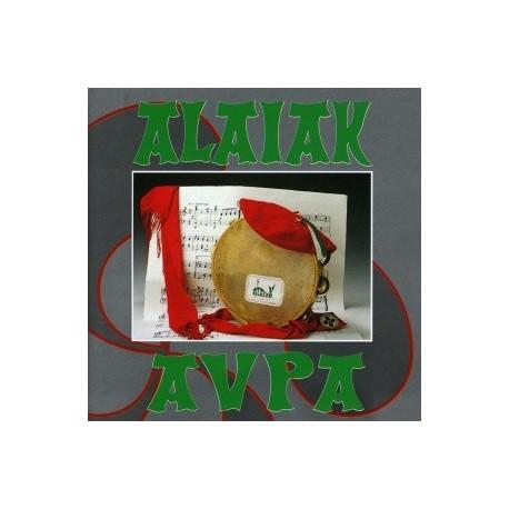 Alaiak - Aupa - CD
