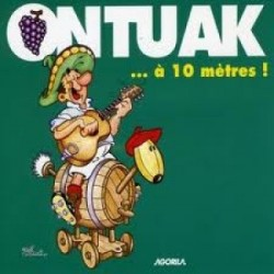 Ontuak - A 10 mètres! - CD
