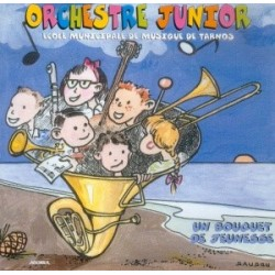 Orchestre Junior Tarnos - Un bouquet de jeunesse - CD