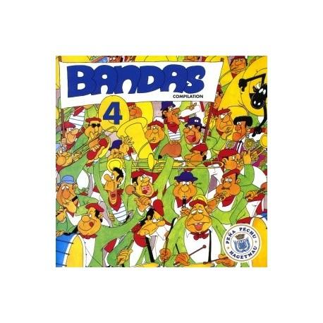 Peña Pechu - Bandas Volume 4 - CD