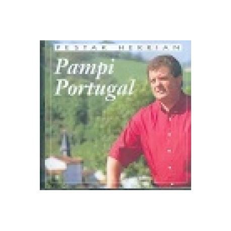 Panpi Portugal - Pestak Herrian - CD