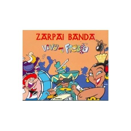 Zarpai Banda - Viva la Fiesta - CD