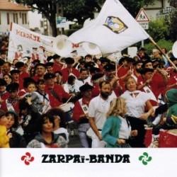 Zarpai Banda - Airs de fêtes et de corridas - CD