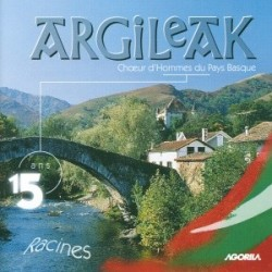 Argileak - Racines - CD