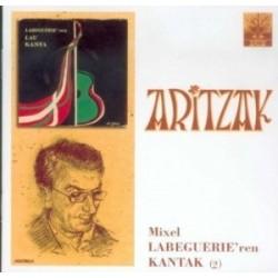 Aritzak - Mixel Labeguerie ren Kantak (2) - CD