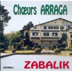 Arraga - Zabalik - CD