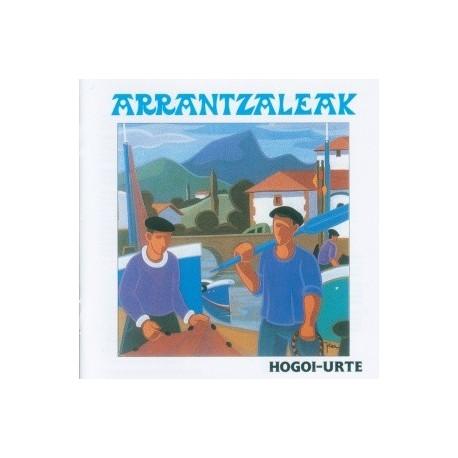 Arrantzaleak - Hogoi-Urte - CD