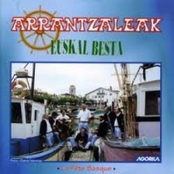 Arrantzaleak - Euskal Besta - CD
