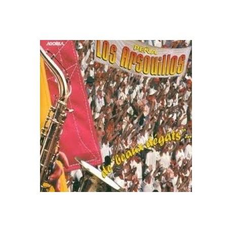 Los Arsouillos - De beaux dégâts - CD