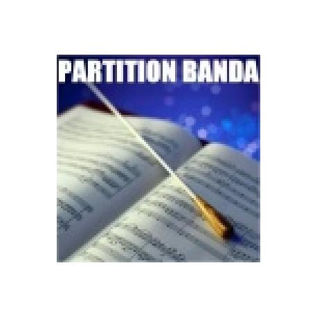 B.Sanguinet - Banda Samba - PARTITIONS