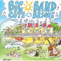 Big Band Côte Basque - Big Band Côte Basque - CD