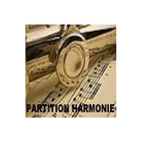 J.Garin - La Course aux Taureaux - PARTITIONS