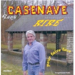René Casenave - Rire pour faire face - CD