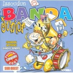 Issoudun Banda - Banda Junior - CD