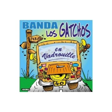 Los Gatchos - En vadrouille - CD