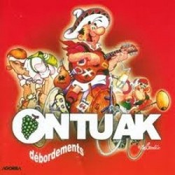Ontuak - Débordements - CD