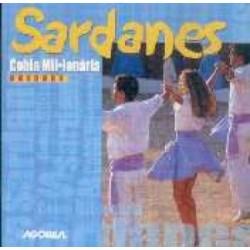 Cobla Mil.Lenària - Sardanes - CD