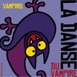 Vampiro - La danse du vampire - CD