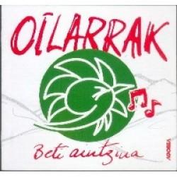 Oilarrak - Beti aintzina - CD