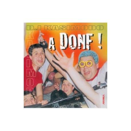 DJ Kasimodo - A donf - CD