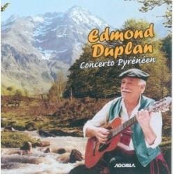 Edmond Duplan - Concerto pyrénéen - CD