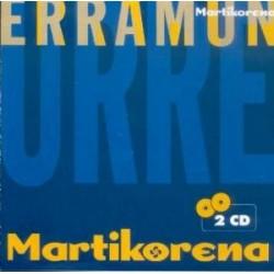 Erramun Martikorena - Urre - CD