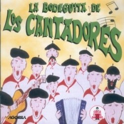 Los Cantadores - La Bodegita de Los Cantadores - CD