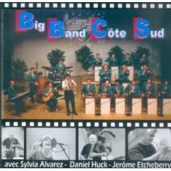 Big Band Côte Sud - Big Band Côte Sud - CD