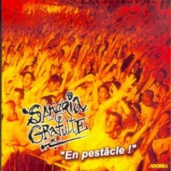 Sangria Gratuite - En Pestacle - CD