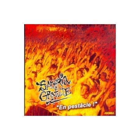 Sangria Gratuite - En Pestacle - CD