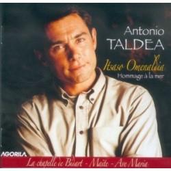 Antonio Taldea - Itsaso Omenaldia - CD