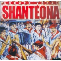Shantéona - Shantéona - CD