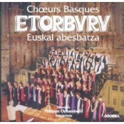 Etorburu - Euskal Abesbatza - CD