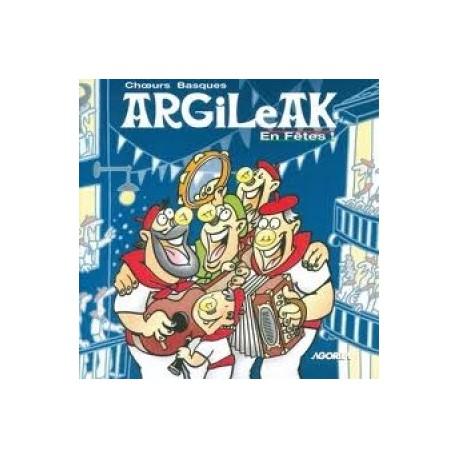 Argileak - En Fêtes - CD