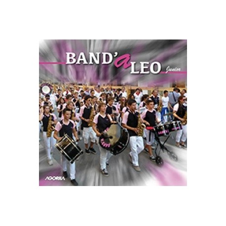 Banda Leo Junior - Band'aLeo Junior - CD