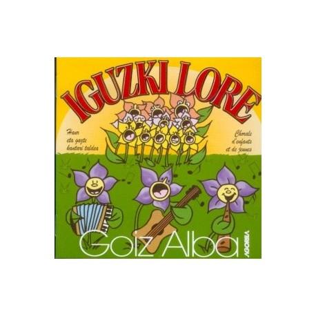 Iguzki Lore - Goiz Alba - CD
