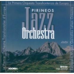 Pirineos Jazz Orchestra - Pirineos Jazz Orchestra - CD