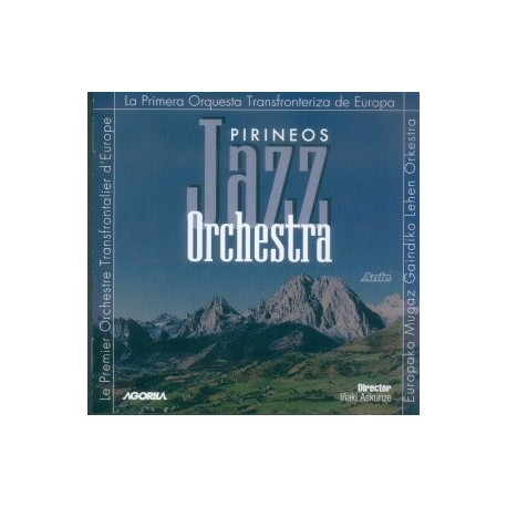 Pirineos Jazz Orchestra - Pirineos Jazz Orchestra - CD