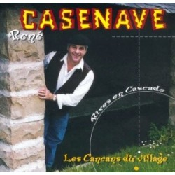 René Casenave - Les Cancans du village - CD