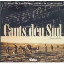 Ensemble Instrumental des Landes - Cants deu Sud - CD