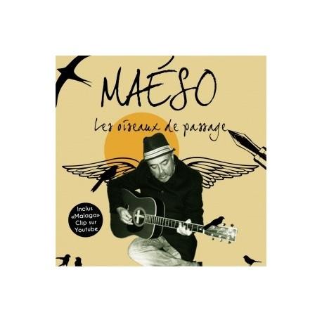Maéso - Les oiseaux de passage - CD