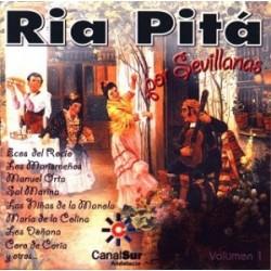 Ria Pita - Por Sevillanas - CD