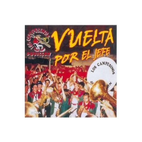 Los Campesinos - Vuelta por el jefe - CD
